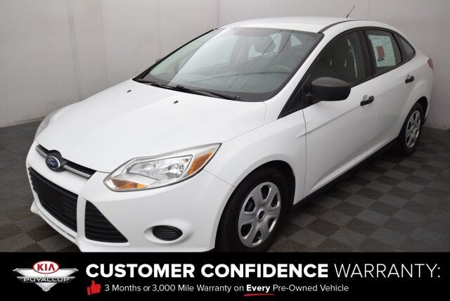 2012 Ford Focus S Puyallup WA