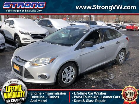 2012_Ford_Focus_S_ Salt Lake City UT