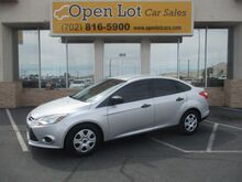 2012_Ford_Focus_S Sedan_ Las Vegas NV