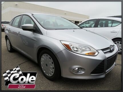 2012_Ford_Focus_SE_ Southwest MI