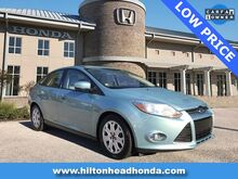 2012_Ford_Focus_SE_ Bluffton SC