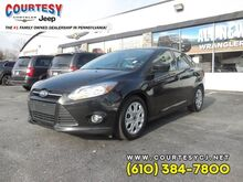 2012_Ford_Focus_SE_ Coatesville PA
