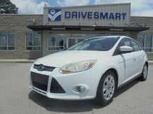 2012_Ford_Focus_SE_ Columbia SC