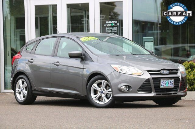 2012 Ford Focus SE Corvallis OR