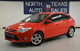 2012_Ford_Focus_SE_ Dallas TX