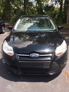 2012_Ford_Focus_SE_ Gainesville FL