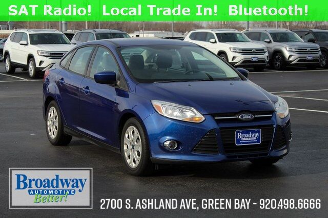 2012 Ford Focus SE Green Bay WI