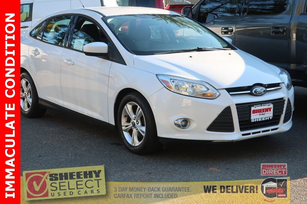2012 Ford Focus SE Gaithersburg MD