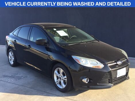 2012_Ford_Focus_SE_ Harlingen TX