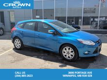 2012_Ford_Focus_SE Hatchback Automatic *Local Trade In*_ Winnipeg MB