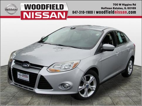 2012_Ford_Focus_SE_ Hoffman Estates IL