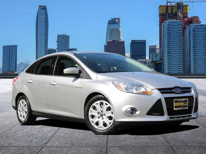 2012 Ford Focus SE Los Angeles CA