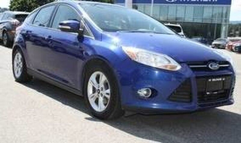2012 Ford Focus SE No accident, One owner. Kelowna BC