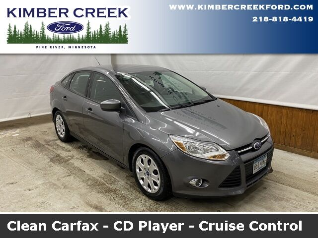 2012 Ford Focus SE Pine River MN