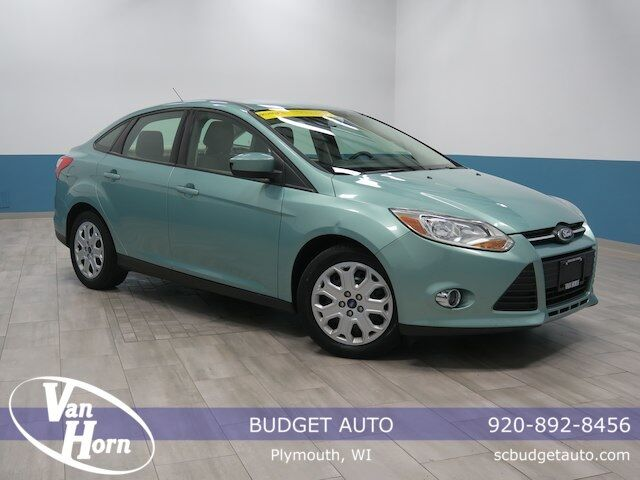 2012 Ford Focus SE Plymouth WI