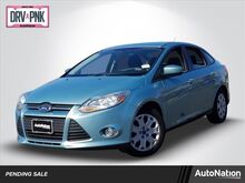 2012_Ford_Focus_SE_ Roseville CA