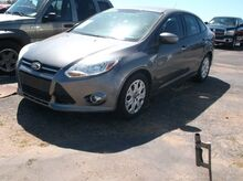 2012_Ford_Focus_SE Sedan_ Muleshoe TX