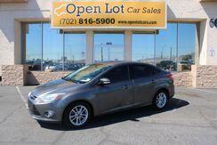 2012_Ford_Focus_SE Sedan_ Las Vegas NV