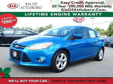 2012_Ford_Focus_SE_ South Attleboro MA