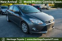 2012 Ford Focus SE South Burlington VT