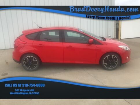 2012_Ford_Focus_SE_ West Burlington IA