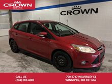 2012_Ford_Focus_SE_ Winnipeg MB