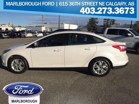 2012_Ford_Focus_SEL  - Aluminum Wheels -  SYNC_ Calgary AB