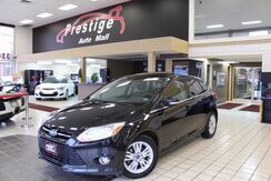 2012_Ford_Focus_SEL - Sun Roof_ Cuyahoga Falls OH