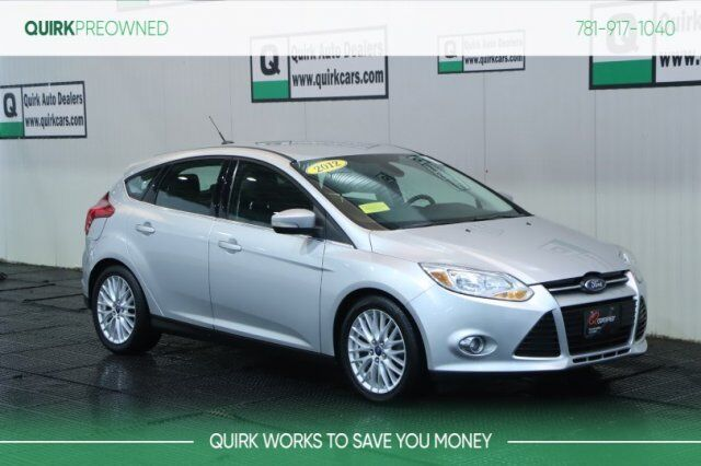 2012 Ford Focus Sel >> 2012 Ford Focus Sel