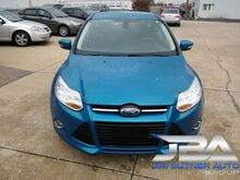 2012_Ford_Focus_SEL_ Clarksville IN