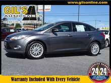 2012_Ford_Focus_SEL_ Columbus GA
