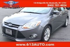 2012_Ford_Focus_SEL_ Ulster County NY