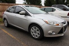 2012_Ford_Focus_SEL_ Fort Wayne Auburn and Kendallville IN