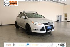 2012 Ford Focus SEL Golden CO