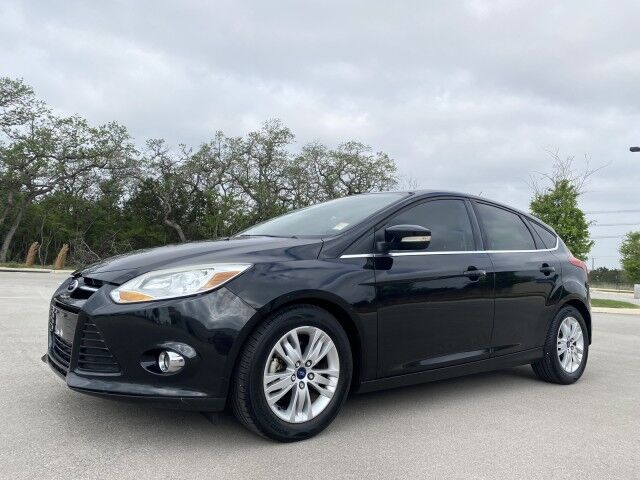 2012 Ford Focus SEL Hatchback San Antonio TX