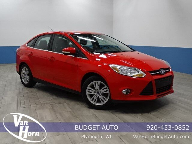 2012 Ford Focus SEL Plymouth WI