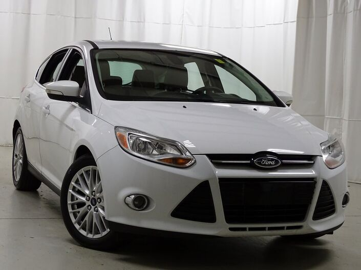 2012 Ford Focus SEL Raleigh NC
