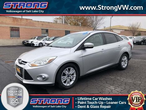 2012_Ford_Focus_SEL_ Salt Lake City UT