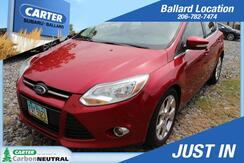 2012_Ford_Focus_SEL_ Seattle WA
