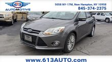 2012_Ford_Focus_SEL Sedan_ Ulster County NY