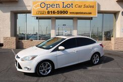 2012_Ford_Focus_SEL Sedan_ Las Vegas NV