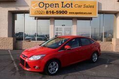 2012_Ford_Focus_SEL Sedan_ Las Vegas NV