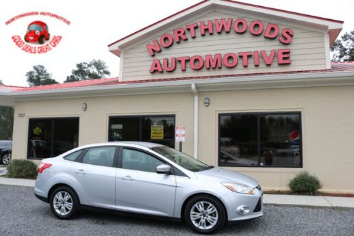 2012 Ford Focus SEL Sedan North Charleston SC