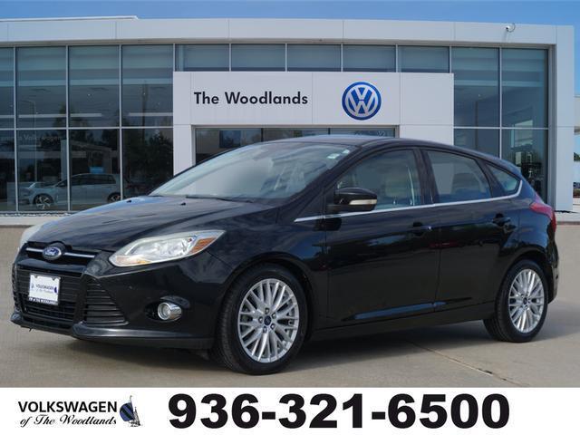2012 Ford Focus SEL The Woodlands TX