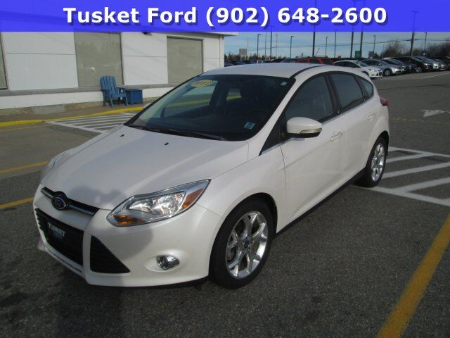 2012 Ford Focus SEL Tusket NS