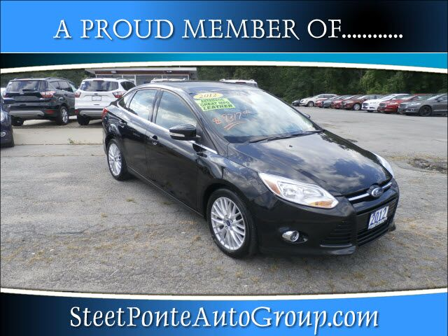 2012 Ford Focus SEL Yorkville NY