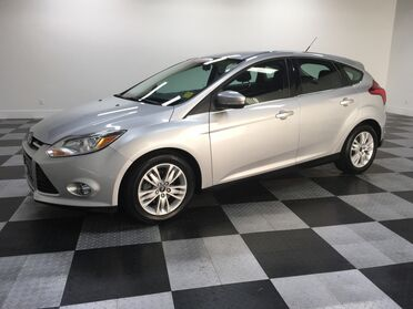 2012_Ford_Focus_SEL_ Chattanooga TN