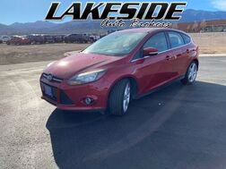 2012_Ford_Focus_Titanium_ Colorado Springs CO