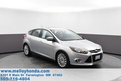 2012_Ford_Focus_Titanium_ Farmington NM