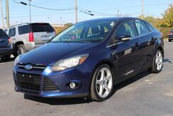 2012_Ford_Focus_Titanium_ Fort Wayne Auburn and Kendallville IN